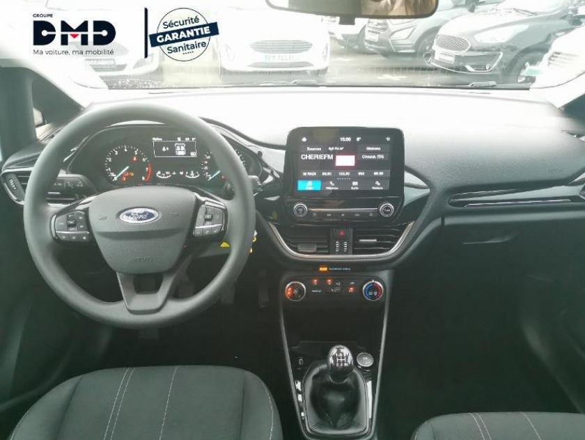 Ford Fiesta 1.1 85ch Trend 5p 5cv Euro6.2 - Visuel #5
