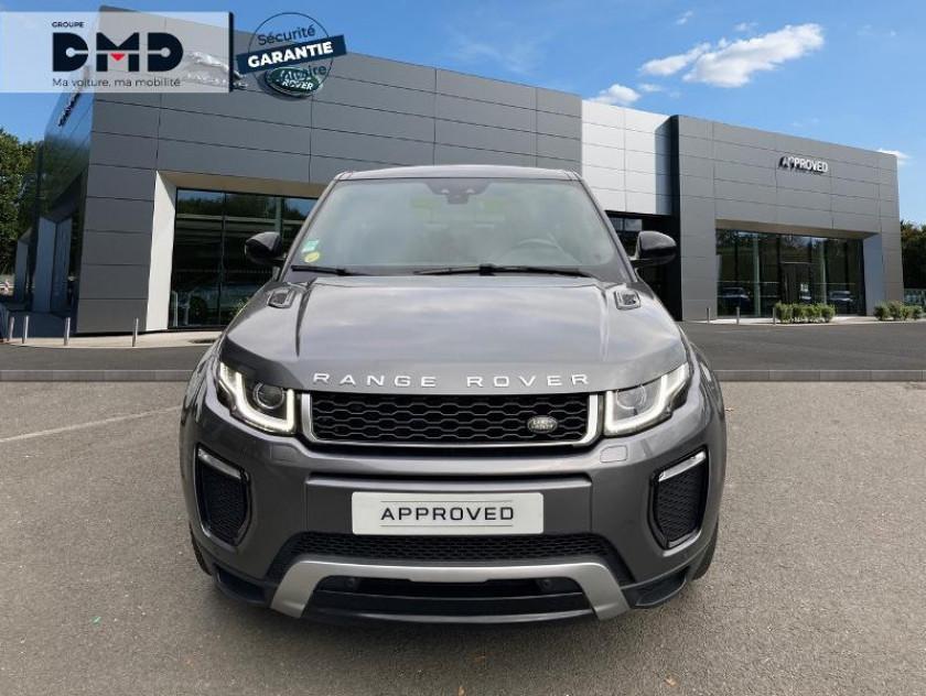 Land Rover Evoque 2.0 Td4 180 Hse Dynamic Bva Mark Iv - Visuel #4