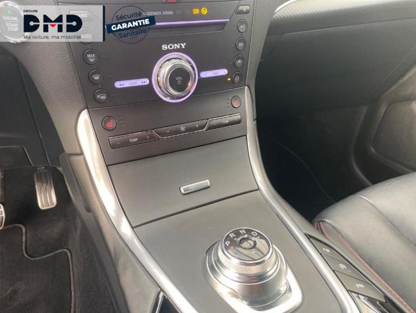 Ford S-max 2.0 Ecoblue 190ch St-line Bva8 Euro6.2 - Visuel #8