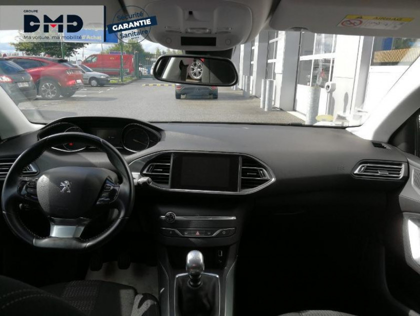 Peugeot 308 Sw 1.6 Bluehdi 120ch Allure S&s - Visuel #5