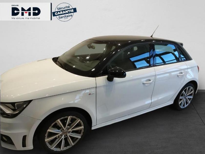 Audi A1 Sportback 1.2 Tfsi 86ch Urban Sport - Visuel #1