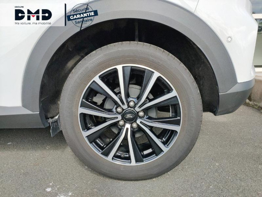 Ford Puma 1.5 Ecoblue 120ch Titanium - Visuel #13