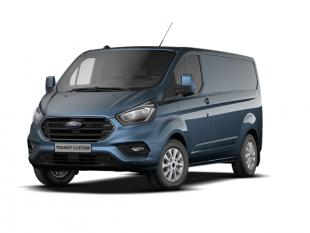 Ford Transit Custom Fourgon 280 L1h1 2.0 Ecoblue 130 Bva Limited 4p