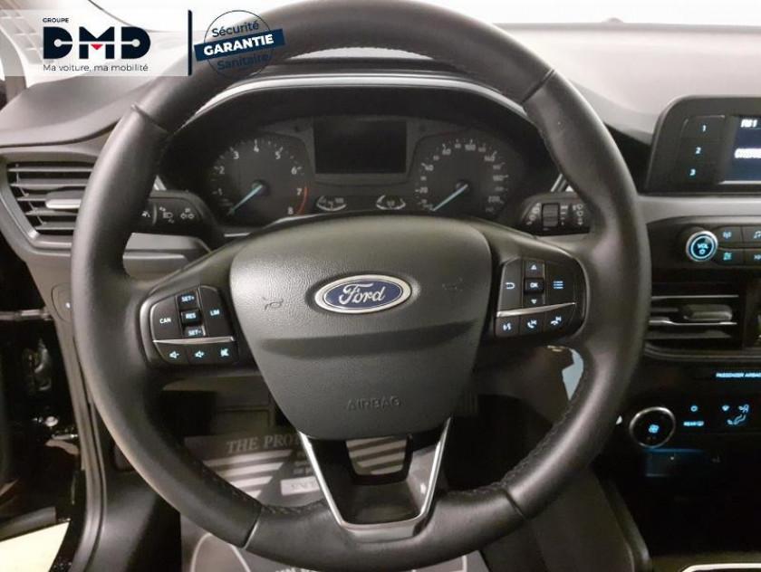 Ford Focus 1.0 Ecoboost 100ch Trend - Visuel #7