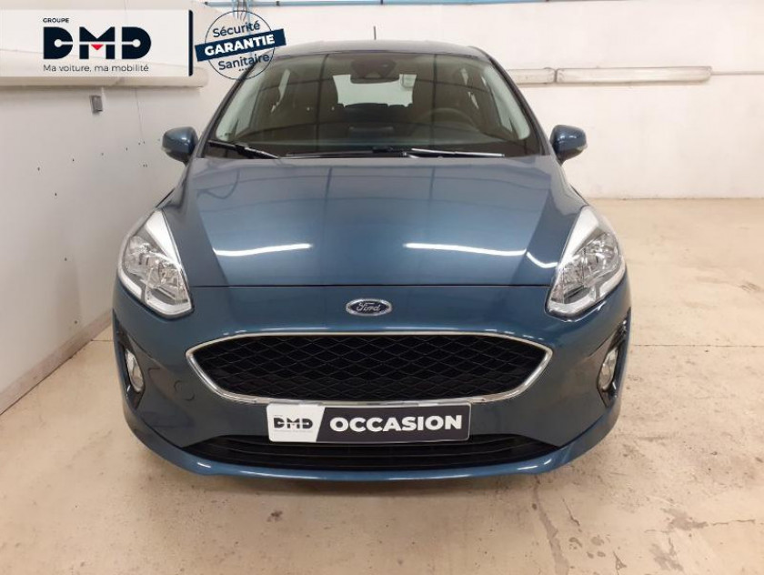 Ford Fiesta 1.0 Ecoboost 100ch Stop&start Cool & Connect 5p Euro6.2 - Visuel #4