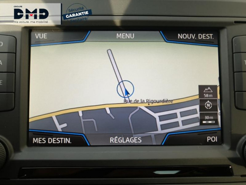 Seat Ibiza 1.2 Tsi 110ch Fr - Visuel #6