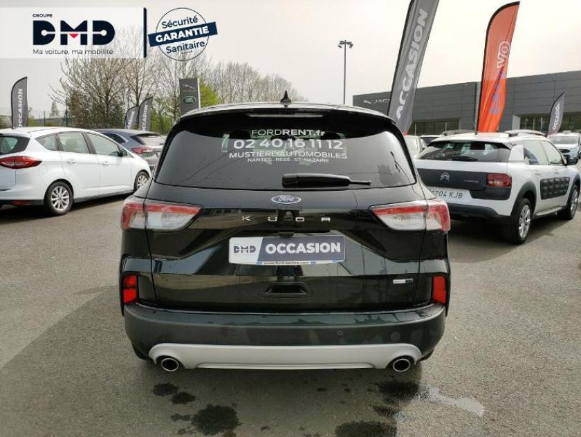 Ford Kuga 2.0 Ecoblue 150ch Mhev Titanium - Visuel #11