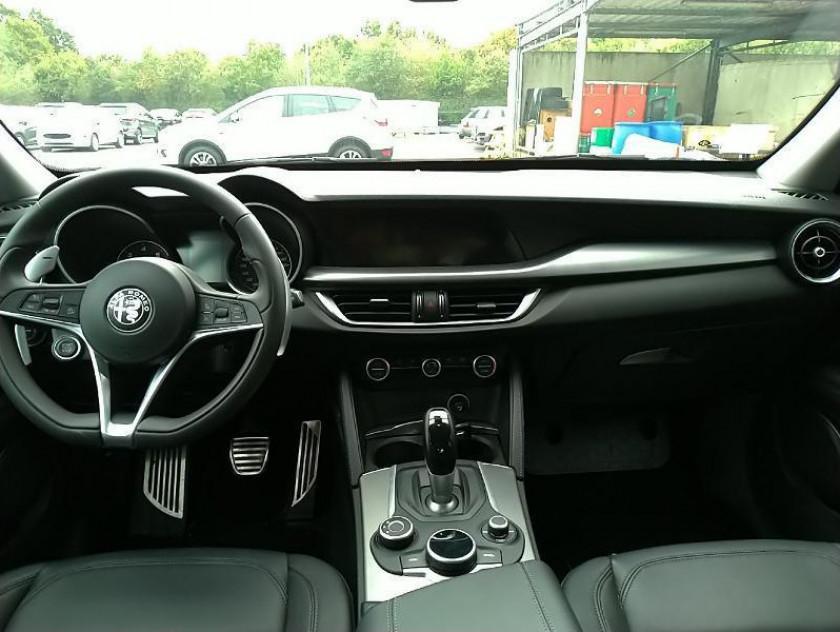 Alfa Romeo Stelvio 2.2 Diesel 180ch Super At8 - Visuel #5