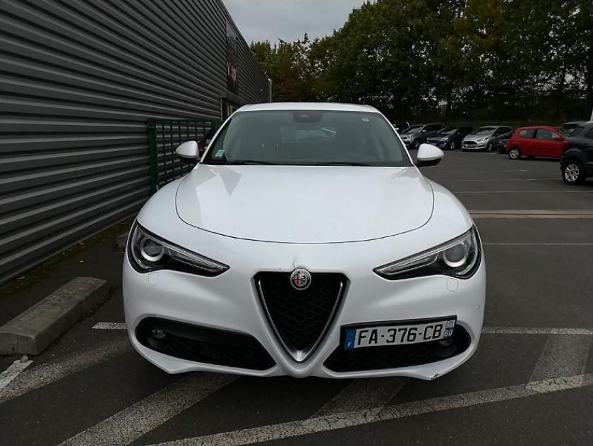 Alfa Romeo Stelvio 2.2 Diesel 180ch Super At8 - Visuel #4