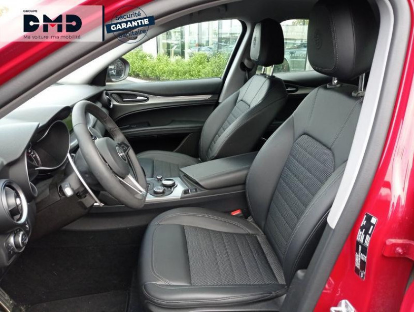 Alfa Romeo Stelvio 2.2 Diesel 180ch Super At8 - Visuel #9