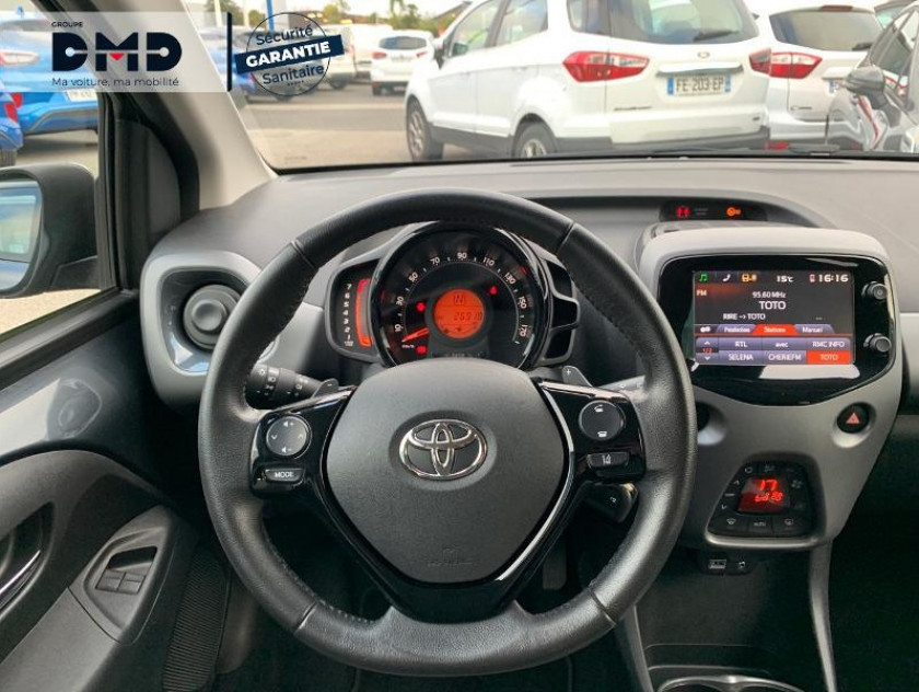 Toyota Aygo 1.0 Vvt-i 72ch X-play X-shift 5p - Visuel #7