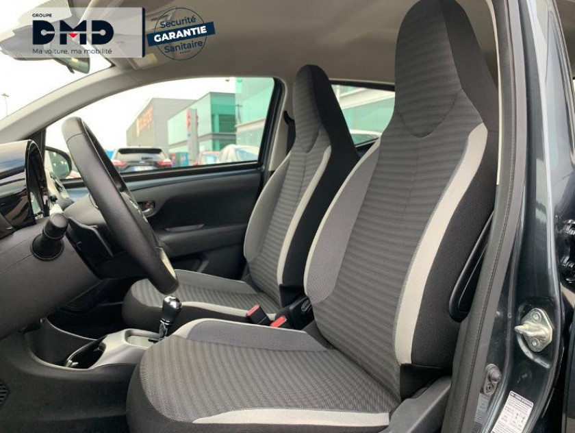 Toyota Aygo 1.0 Vvt-i 72ch X-play X-shift 5p - Visuel #9