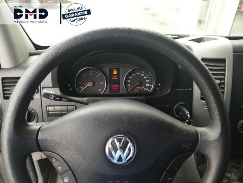 Volkswagen Crafter Fg 30 L2h2 2.0 Tdi 140ch Business Line - Visuel #7
