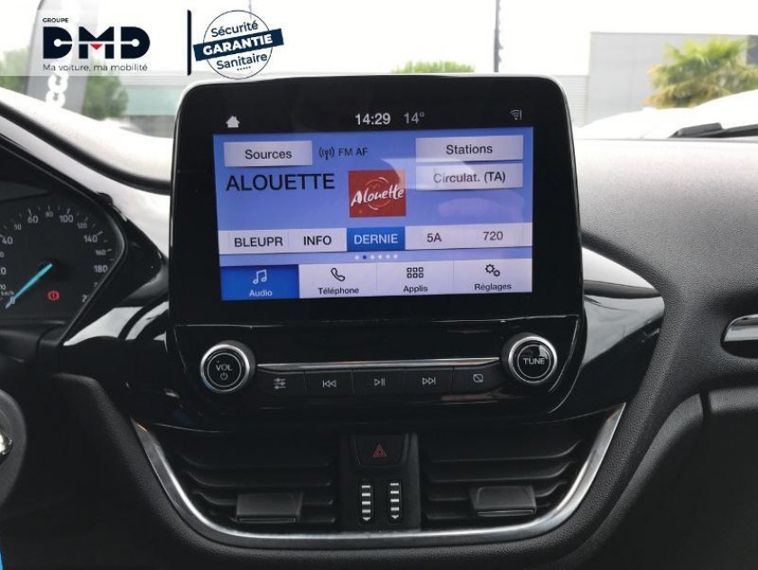Ford Fiesta 1.1 85ch Cool & Connect 5p Euro6.2 - Visuel #6