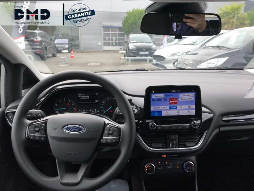 Ford Fiesta 1.1 85ch Cool & Connect 5p Euro6.2 - Visuel #5