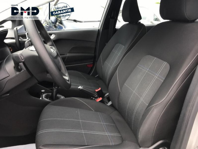 Ford Fiesta 1.1 85ch Cool & Connect 5p Euro6.2 - Visuel #9