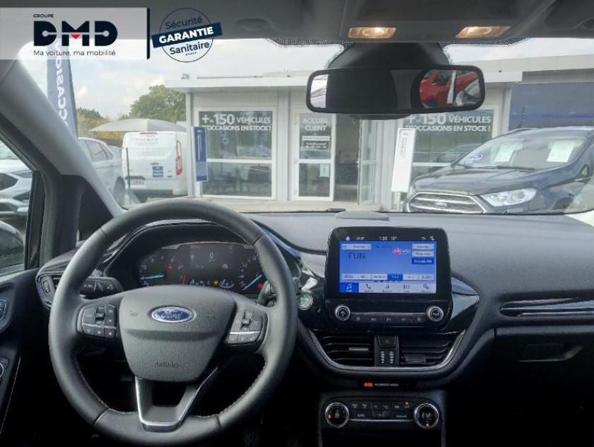 Ford Fiesta 1.0 Ecoboost 100ch Stop&start Titanium 5p Euro6.2 - Visuel #5