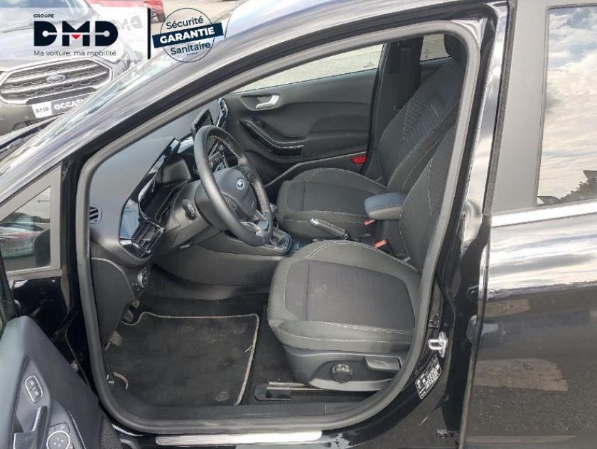 Ford Fiesta 1.0 Ecoboost 100ch Stop&start Titanium 5p Euro6.2 - Visuel #9