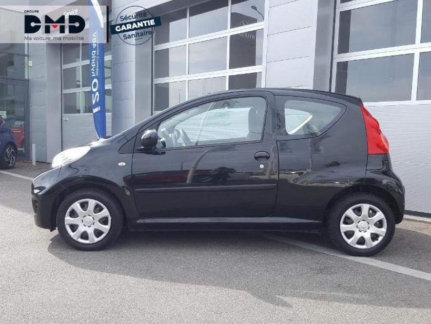 Peugeot 107 1.0 12v Pack Limited 3p - Visuel #2