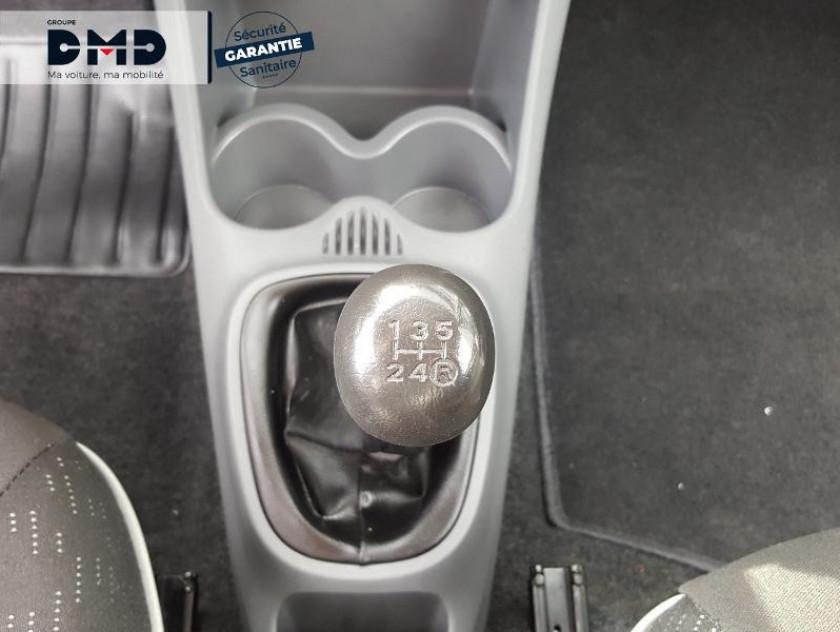 Peugeot 107 1.0 12v Pack Limited 3p - Visuel #8