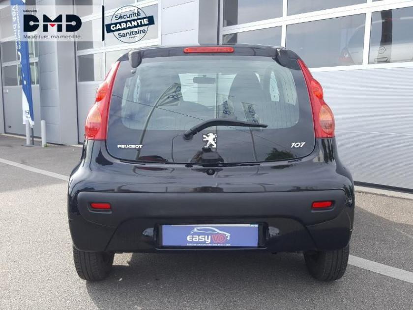 Peugeot 107 1.0 12v Pack Limited 3p - Visuel #11