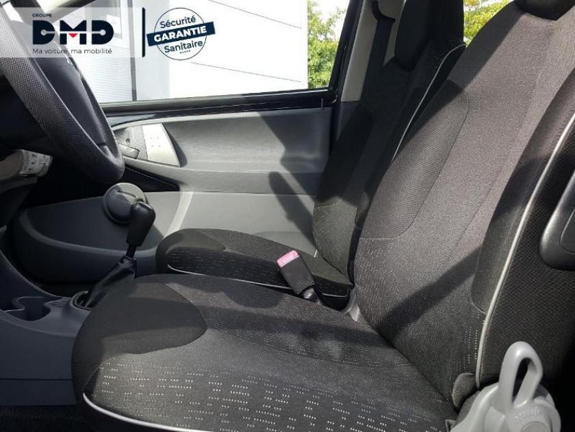 Peugeot 107 1.0 12v Pack Limited 3p - Visuel #9