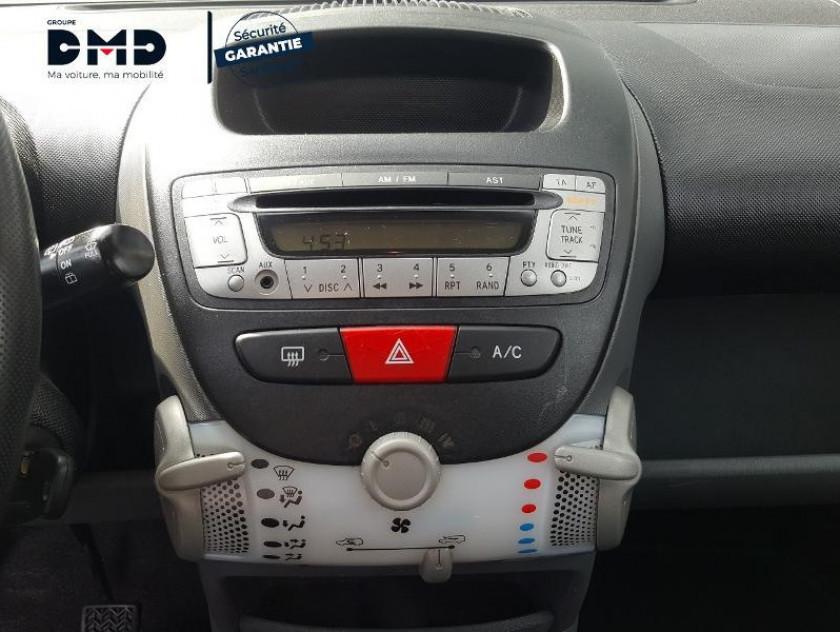 Peugeot 107 1.0 12v Pack Limited 3p - Visuel #6