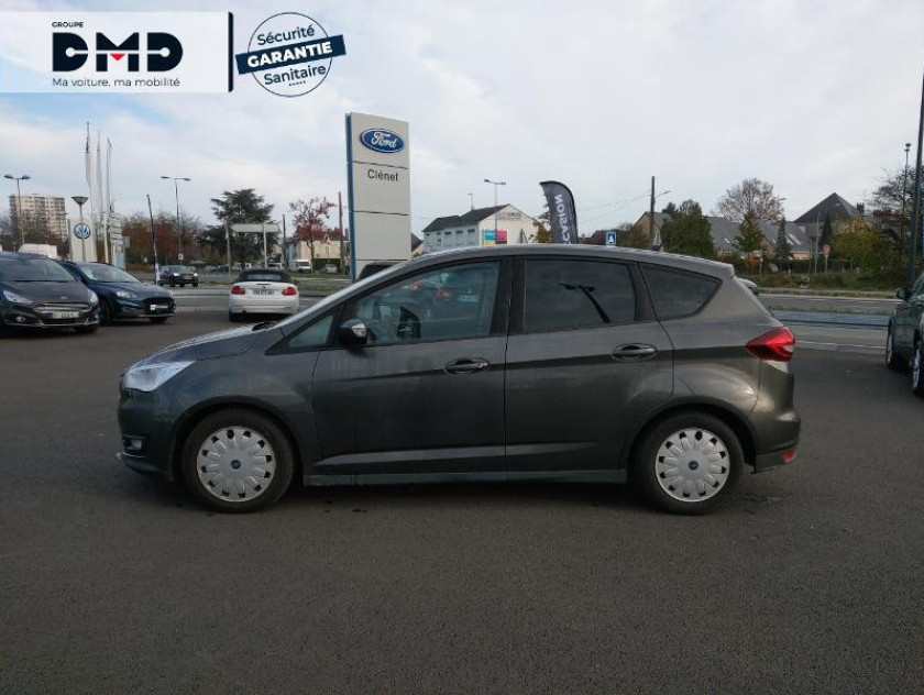 Ford C-max 1.5 Tdci 105ch Econetic Stop&start Business Nav - Visuel #2
