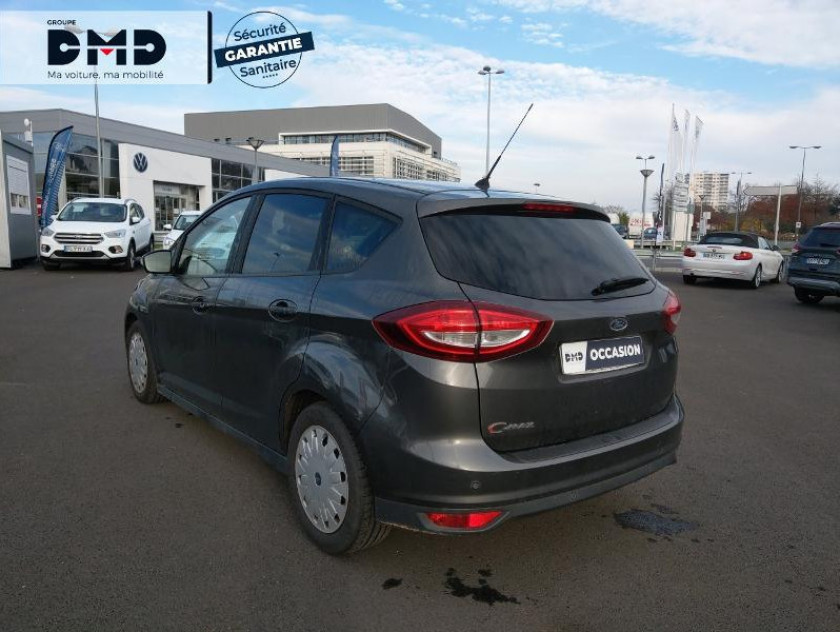 Ford C-max 1.5 Tdci 105ch Econetic Stop&start Business Nav - Visuel #3