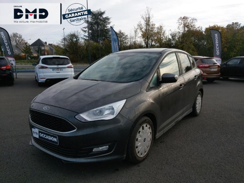 Ford C-max 1.5 Tdci 105ch Econetic Stop&start Business Nav - Visuel #1