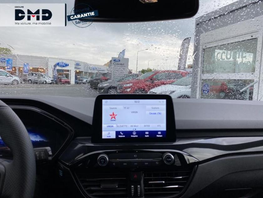Ford Kuga 2.0 Ecoblue 150 Mhev S&s Bvm6 St-line X 5p - Visuel #6