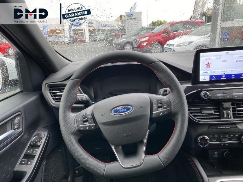 Ford Kuga 2.0 Ecoblue 150 Mhev S&s Bvm6 St-line X 5p - Visuel #7