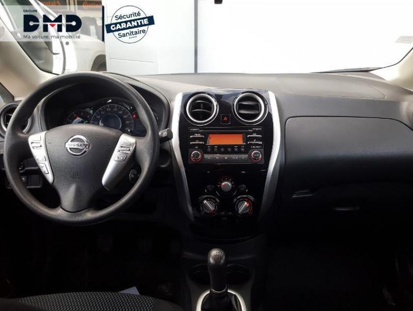 Nissan Note 1.5 Dci 90ch Acenta - Visuel #5