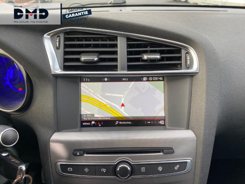 Citroen C4 Puretech 130ch Millenium S&s - Visuel #6