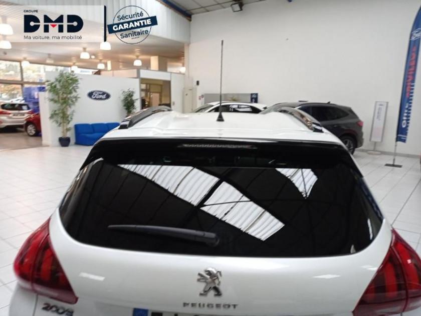 Peugeot 2008 1.6 Bluehdi 120ch Gt Line S&s - Visuel #6