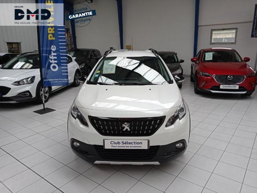 Peugeot 2008 1.6 Bluehdi 120ch Gt Line S&s - Visuel #4