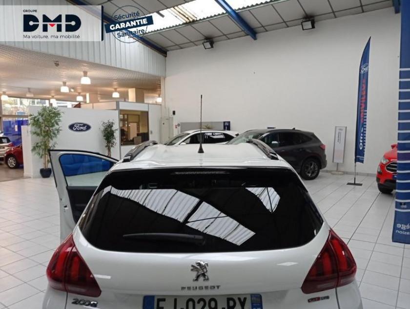 Peugeot 2008 1.6 Bluehdi 120ch Gt Line S&s - Visuel #11