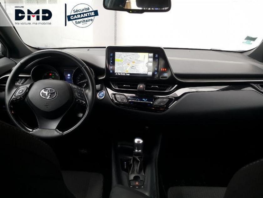 Toyota C-hr 122h Dynamic 2wd E-cvt - Visuel #5