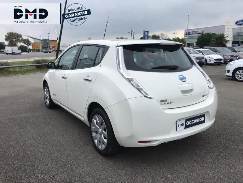 Nissan Leaf 109ch 24kwh Visia - Visuel #3
