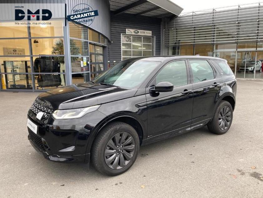Land Rover Discovery Sport 2.0 D 150ch R-dynamic Se Awd Bva Mark V - Visuel #1