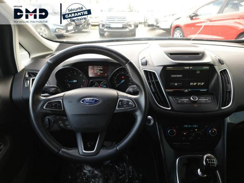 Ford C-max 1.5 Tdci 120ch Stop&start Titanium X - Visuel #5