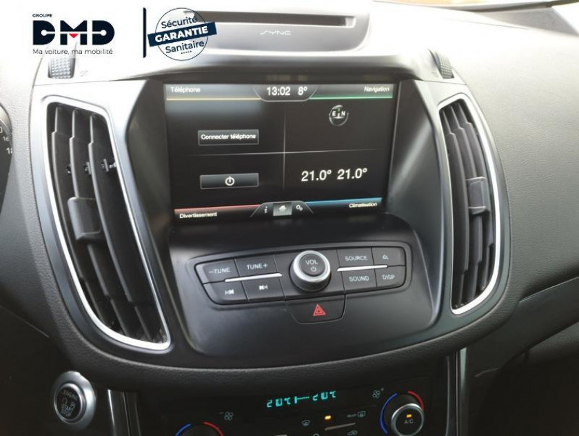 Ford C-max 1.5 Tdci 120ch Stop&start Titanium X - Visuel #6