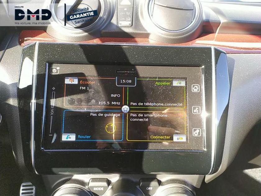 Suzuki Swift 1.4 Boosterjet Hybrid 129ch Spt Euro6d-t - Visuel #6