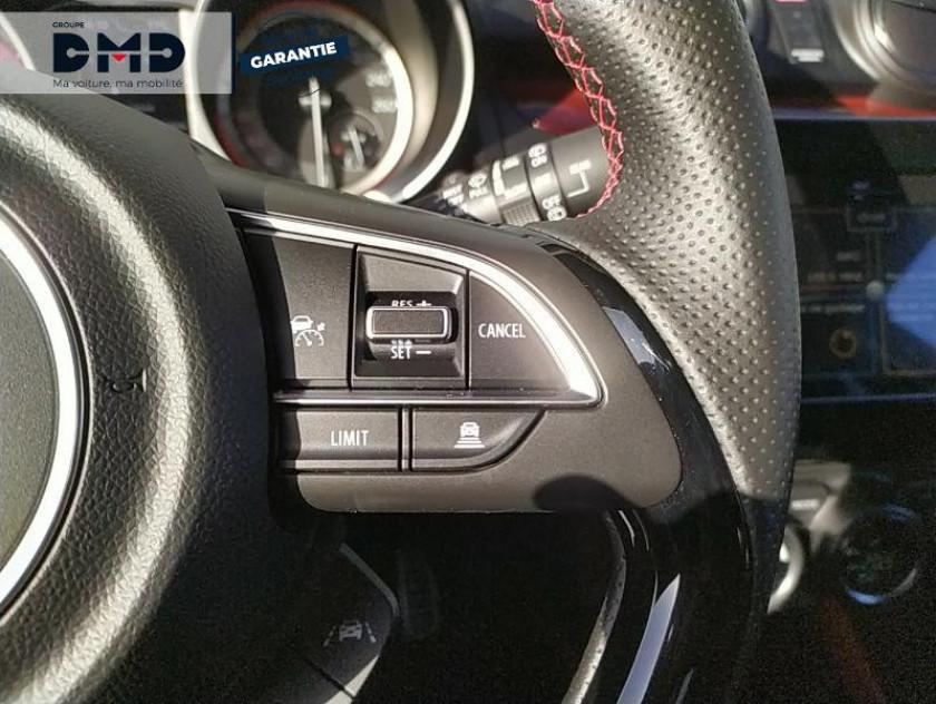 Suzuki Swift 1.4 Boosterjet Hybrid 129ch Spt Euro6d-t - Visuel #14