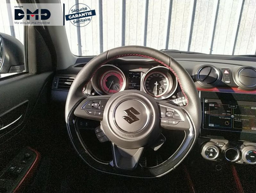 Suzuki Swift 1.4 Boosterjet Hybrid 129ch Spt Euro6d-t - Visuel #7