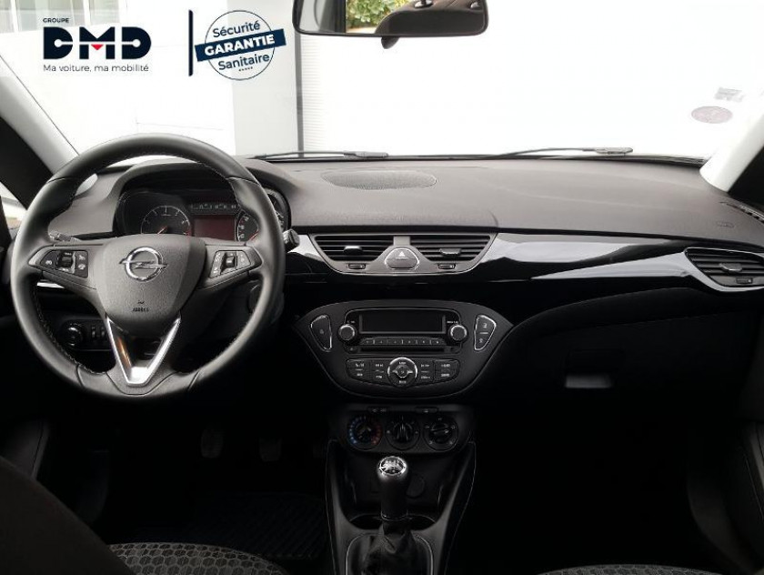 Opel Corsa 1.4 90ch Edition 5p - Visuel #5