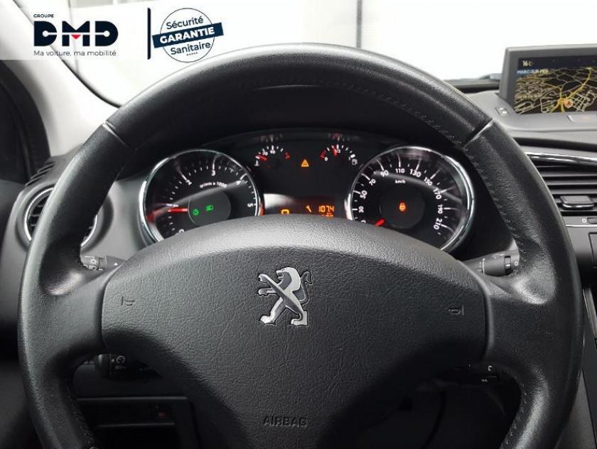 Peugeot 3008 1.6 Bluehdi 120ch Business Pack S&s Eat6 - Visuel #5