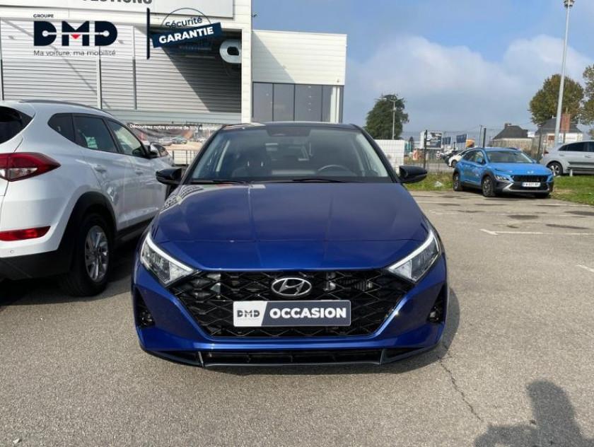Hyundai I20 1.0 Tgdi 100 Dct 48v Executive - Visuel #4