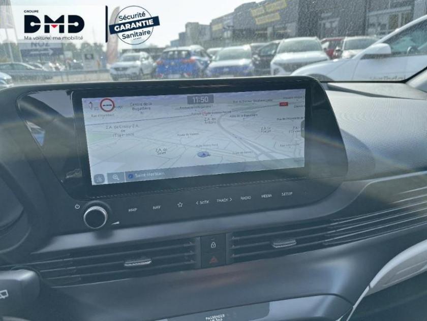 Hyundai I20 1.0 Tgdi 100 Dct 48v Executive - Visuel #6