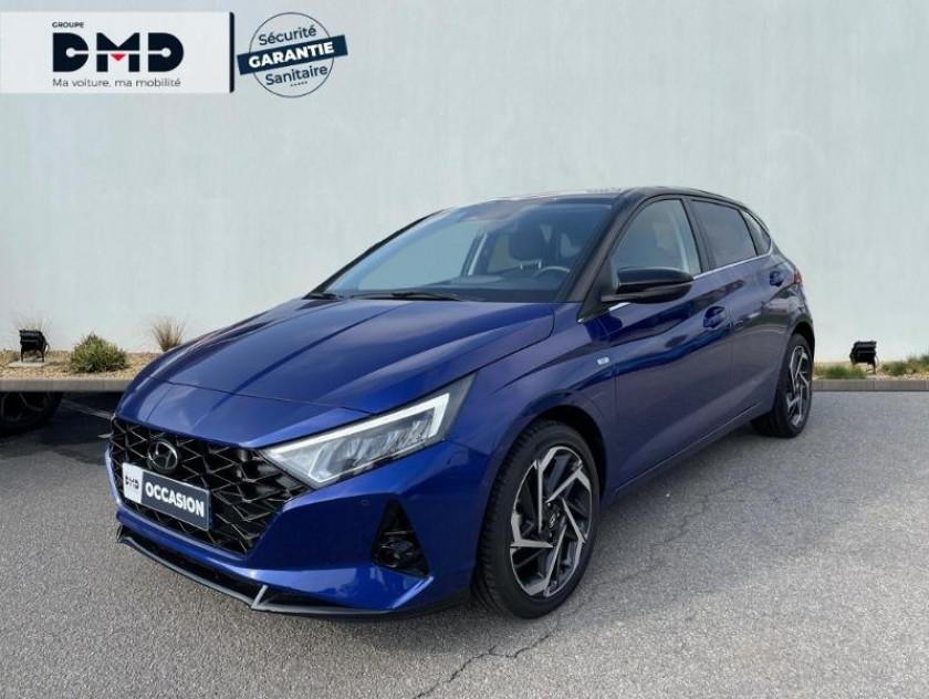 Hyundai I20 1.0 Tgdi 100 Dct 48v Executive - Visuel #1